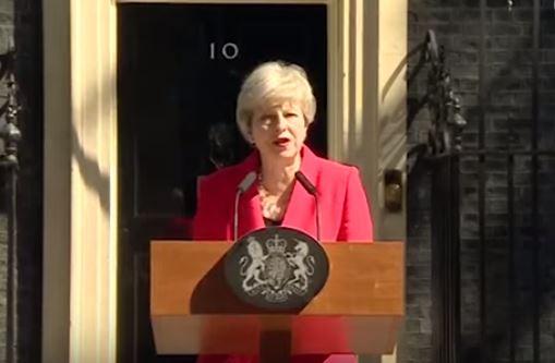 Financiële markten niet onder de indruk van het ontslag van Theresa May.