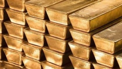 Gold price to highest level in five years