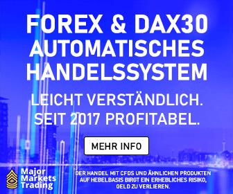 FOREX & DAX30 Automatisches Handelssystem