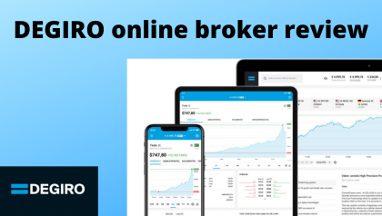 DEGIRO online broker review and experiences